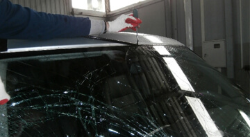 Замена лобового стекла